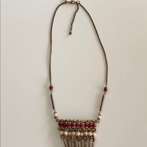 Topshop Jewelry - Top shop freedom long necklace